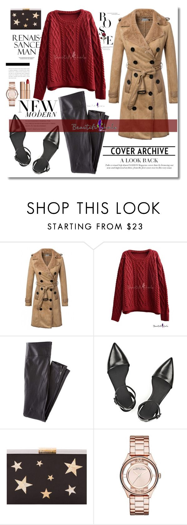"""Bhalo"" by dora04 ❤ liked on Polyvore featuring Wrap, Alexander Wang, Kayu, Marc by Marc Jacobs, Charlotte Tilbury and vintage"