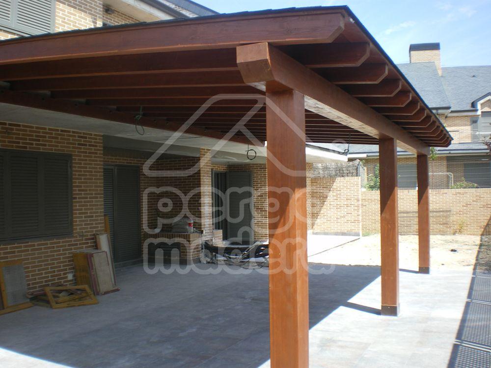 33+ Porches de madera modernos inspirations