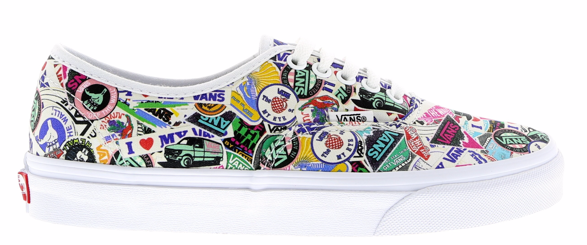 94ff32afbe4a17 Vans Authentic 50aniversary Stickers Pack