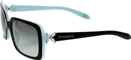 tiffany co womens gradient black rectangle sunglasses check out this great product - Tiffany And Co Color Code