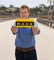 Love this show! Host, Phil Keoghan's eyebrow is al ost as Amazing as the Race.