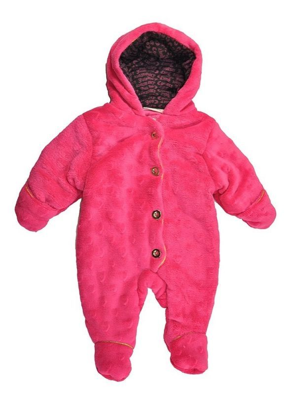 2cd18c758 Juicy Couture Baby Girl s Plush Sherpa Pram