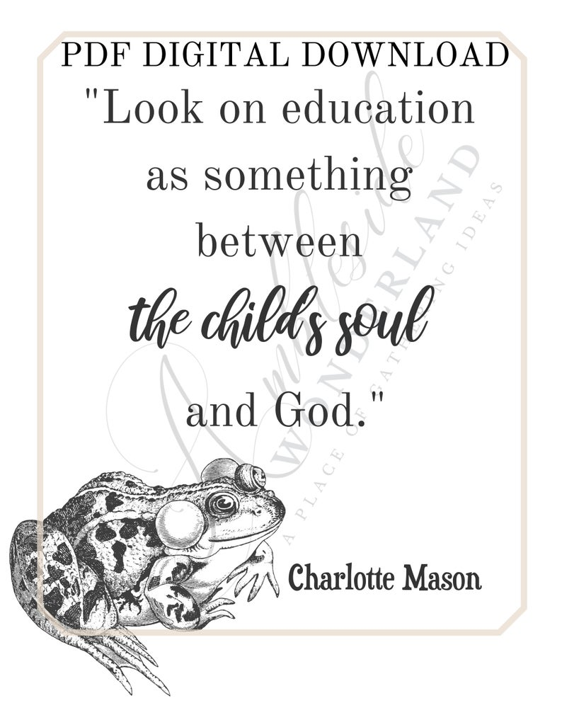 Best Charlotte Mason Quotes