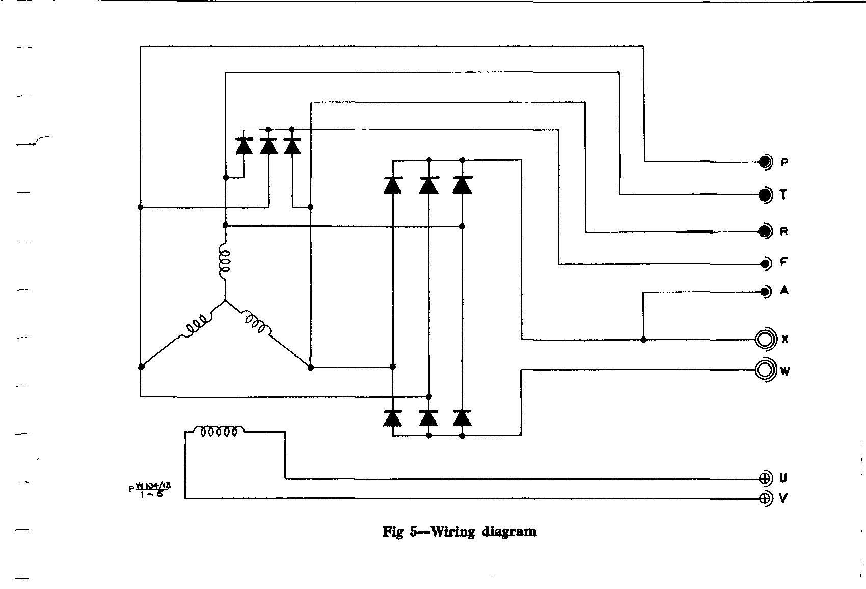 [WLLP_2054]   Alternator Wiring Diagram W Terminal Inspiration Land Rovers ... | Diagram,  Inspiration, Cool photos | Alternator Wiring Diagram W Terminal |  | Pinterest