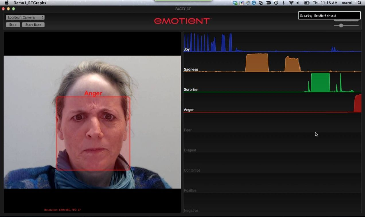 Facial Recognition Tech Can Read Your Emotions Facial Recognition Software Facial Recognition Facial Recognition System