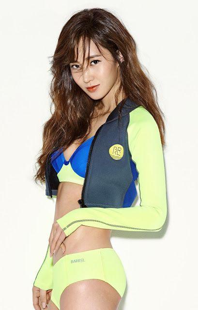 Yuri kwon snsd bike hot shorts