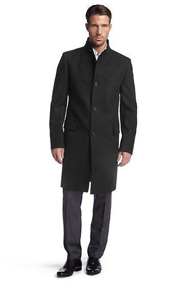 Coat The Sintrax By Boss Black Hugo Boss Boss Black Mens Fashion