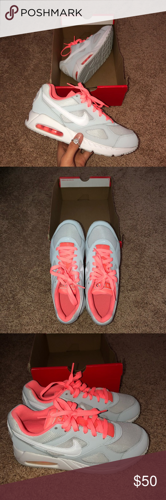 Nike Air Max IVO (GS)! Comes from a smoke free home! Brand