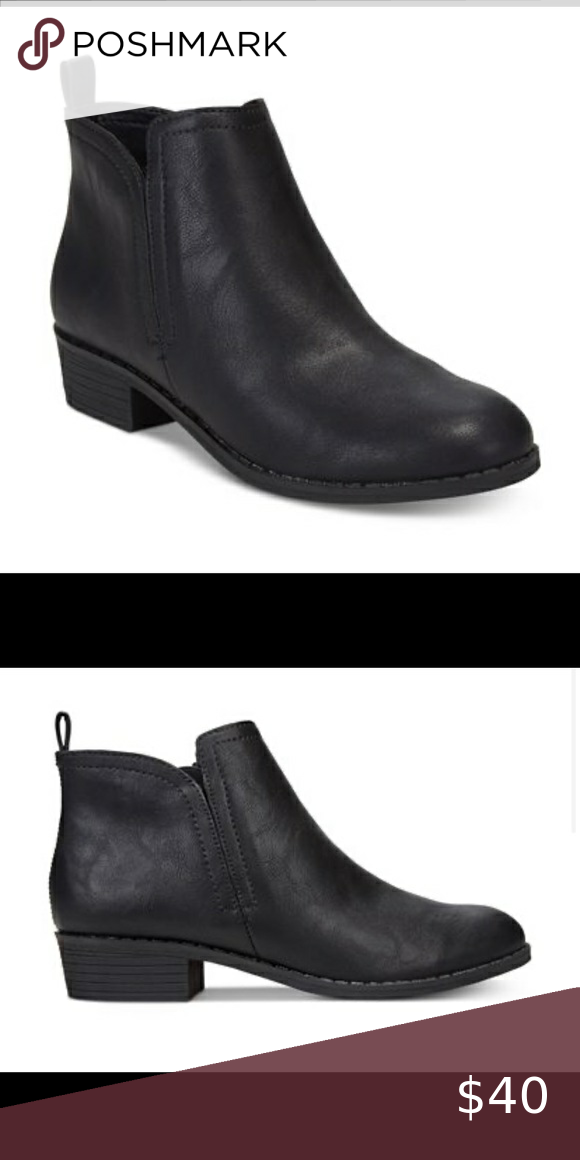 American Rag Cadee Ankle Boots ~