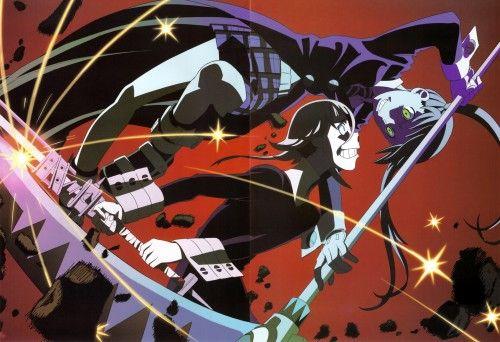 Madness Maka Vs Crona Soul Eater Anime Soul Anime