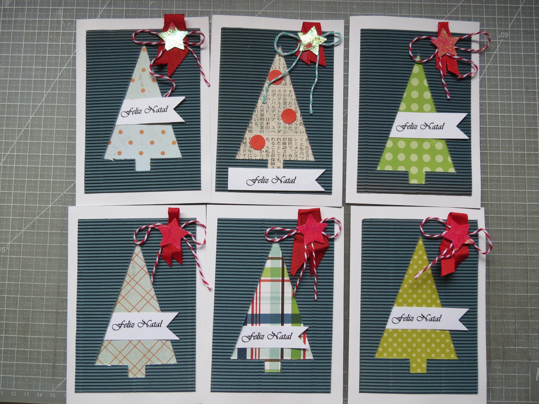 cartões de Natal 2014