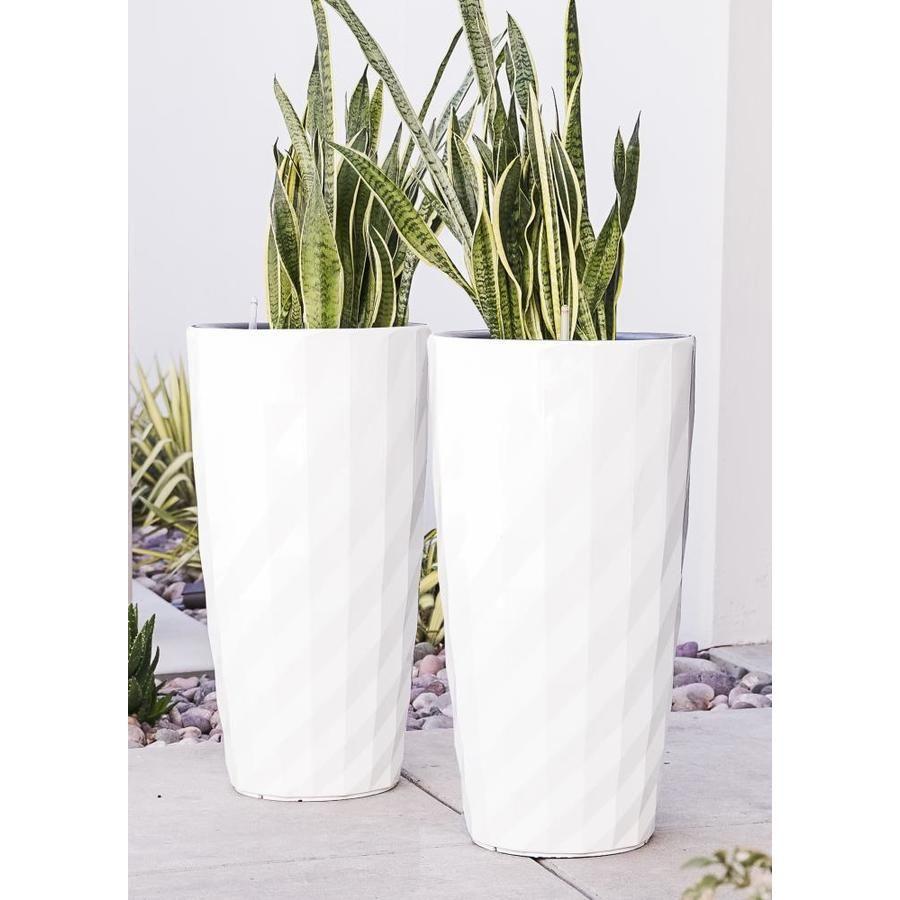 planter pots white planters outdoor