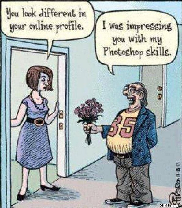 Funny internet dating jokes what do you call