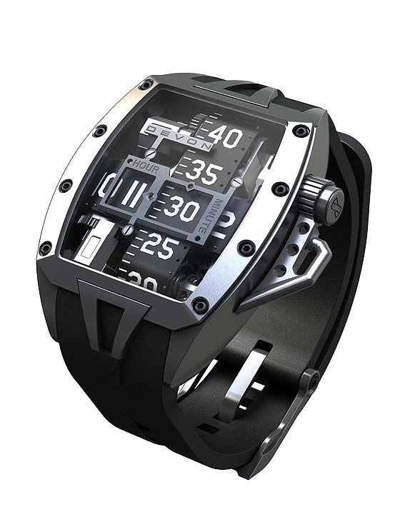 devon t 2 possibly one of the most interesting watches on the possibly one of the most interesting watches on the market time
