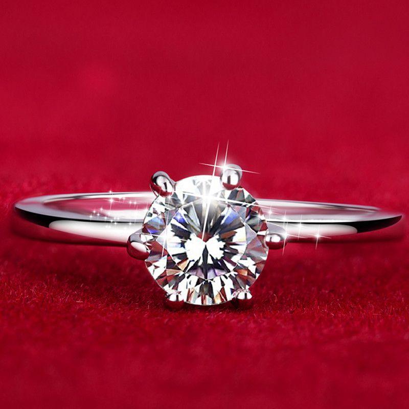 G1 CZ Rhine Ringe für frauen Aneis Anel ouro Gold Farbe Crystals