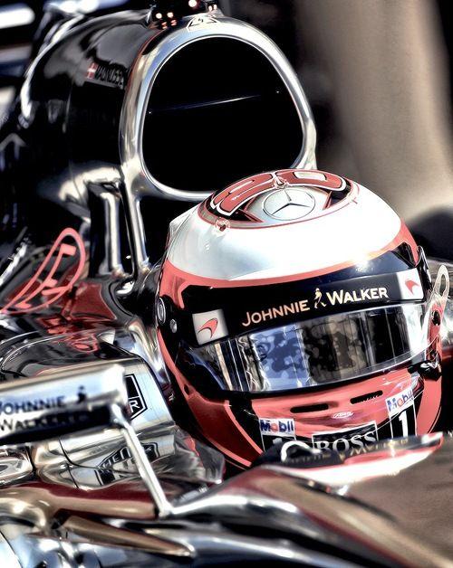 Kevin Magnussen. McLaren F1 Team.