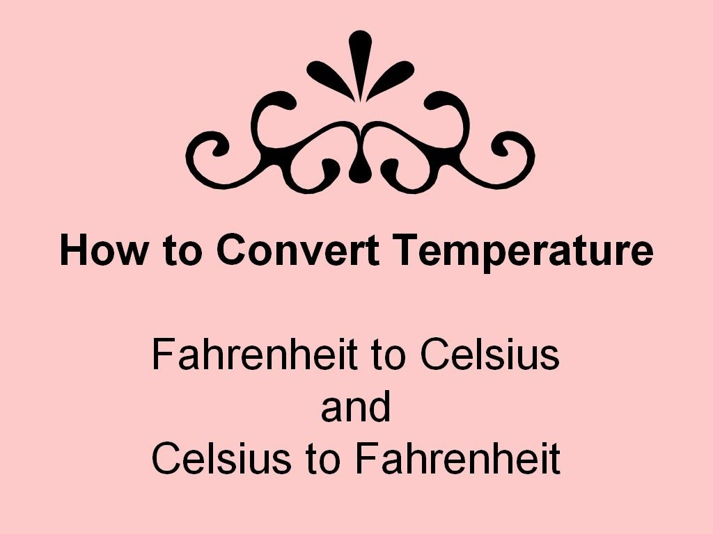 How to quickly convert between fahrenheit to celsius in your head c how to quickly convert between fahrenheit to celsius in your head c to f multiply the temperature by 2 and then add 30 actual formula is mul pinteres geenschuldenfo Images