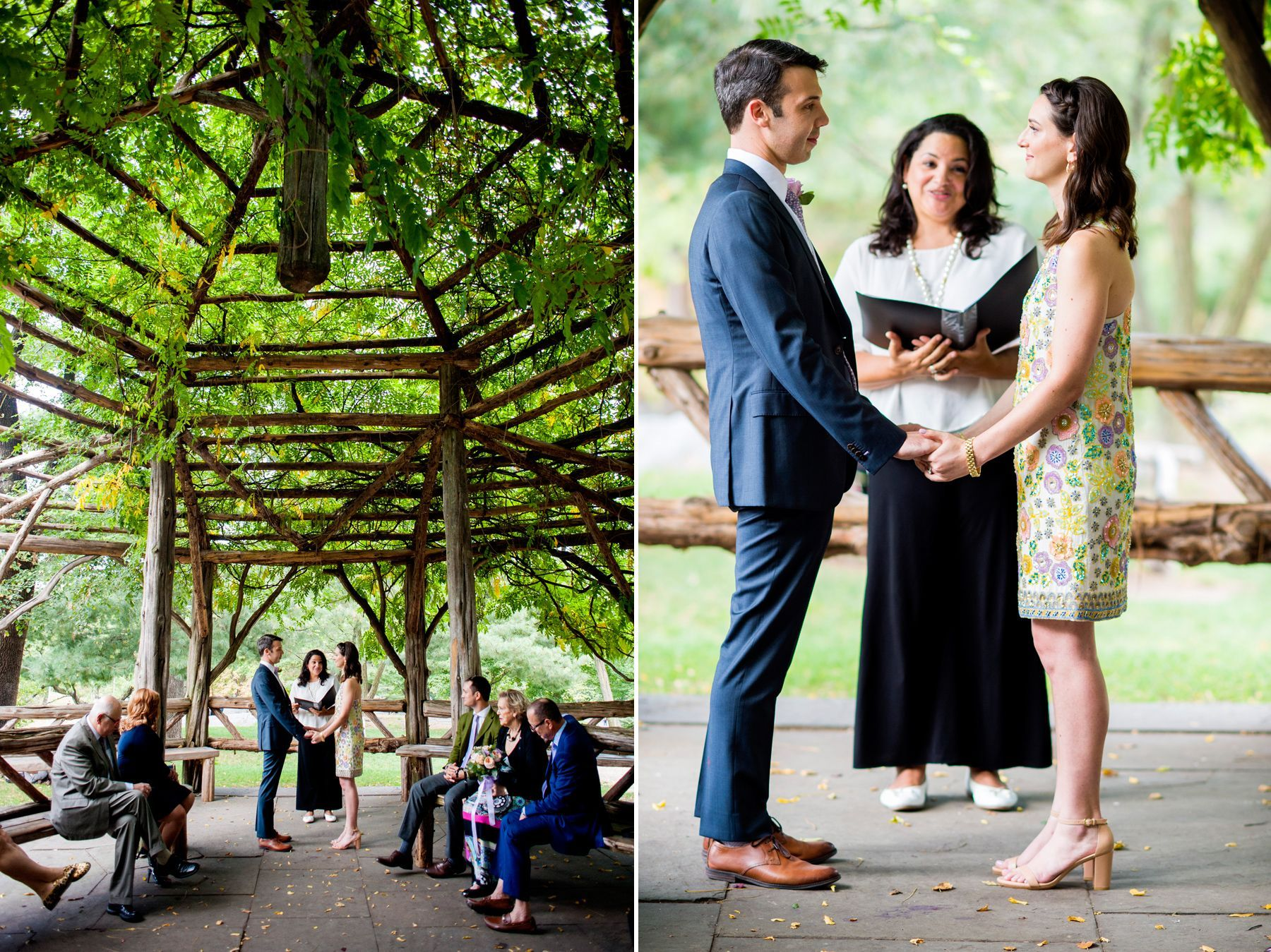 How To Hire An Elopement Or Wedding Officiant In Nyc Central Park Weddings Wedding Officiant Elope Wedding
