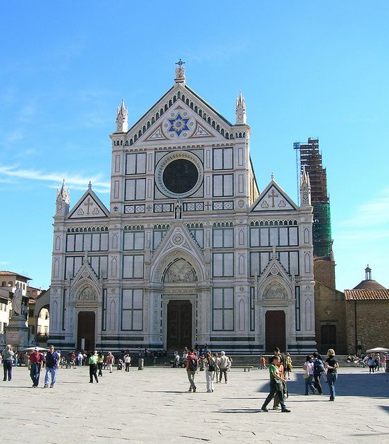 Basilica di santa croce florence italy florence holy cross and st croce florence italy recent photos the commons getty collection galleries world map app gumiabroncs Gallery