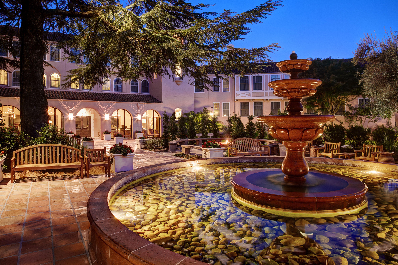 Fairmont Sonoma Mission Inn Spa Sonoma California Jetsetter Sonoma Hotels Valley Hotel California Getaways
