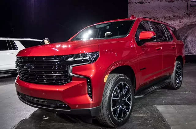 The Best 8 Seater Suv For 2019 In 2020 Chevy Tahoe Chevrolet