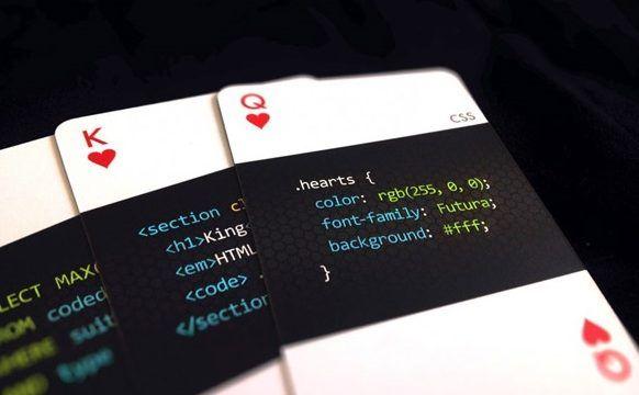 Carte De Visite Jouer Finition Soft Touch