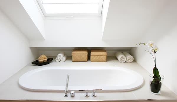 küche von eva lorey innenarchitektur Bath - küche in dachschräge