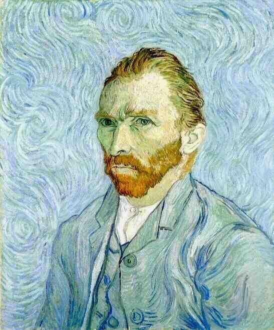 Vincent van Gogh / 자기 자신을 이토록 뚜렷히 그리고 솔직하게 들여다보기란 정말 어려운 일이다. 바로 그 가감없는 투명한 관찰 속에, 예술이 있다.
