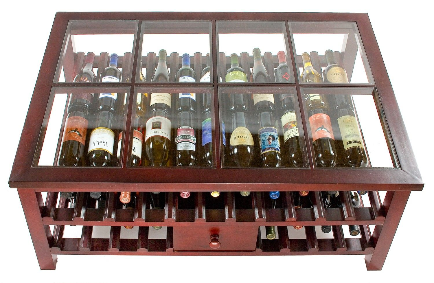 Coffee Table Wine Rack.Coffee Table That Doubles As A Wine Rack Love My Wine Wine