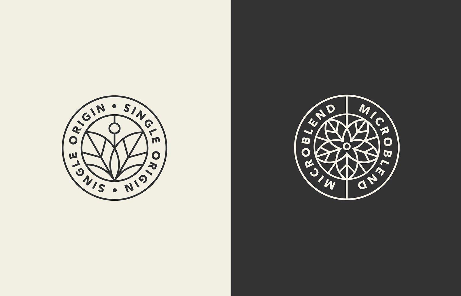 Starbucks Reserve Roastery Tasting Room Logos