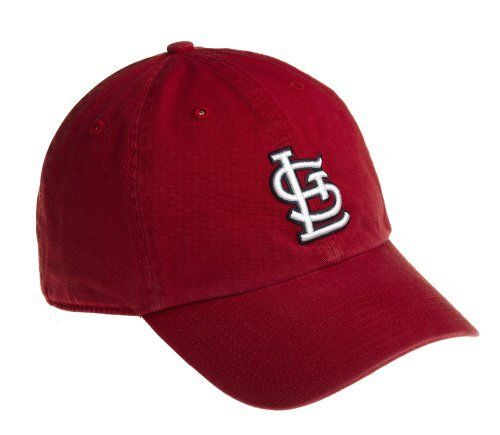 buying now buy good save off MLB St. Louis Cardinals Franchise Fitted Baseball Cap, Red, Medium ...