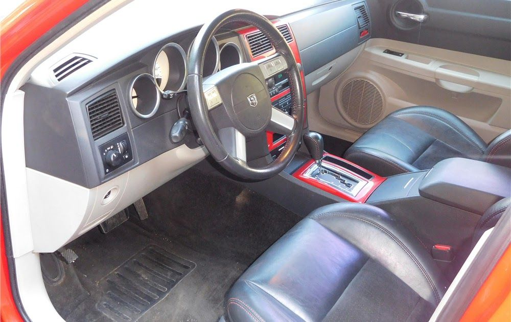 19+ Dodge charger 2005 interior inspirations