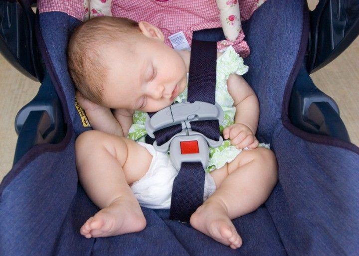 Swing And Car Seat Dangers 3 Month Olds
