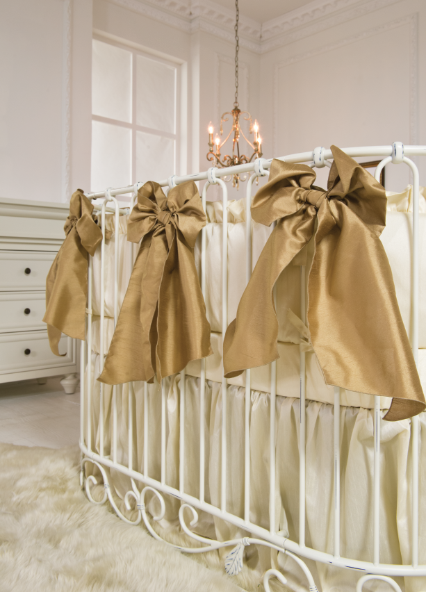 Crib J Adore Bedding Serafina Exclusively At Bratt Decor