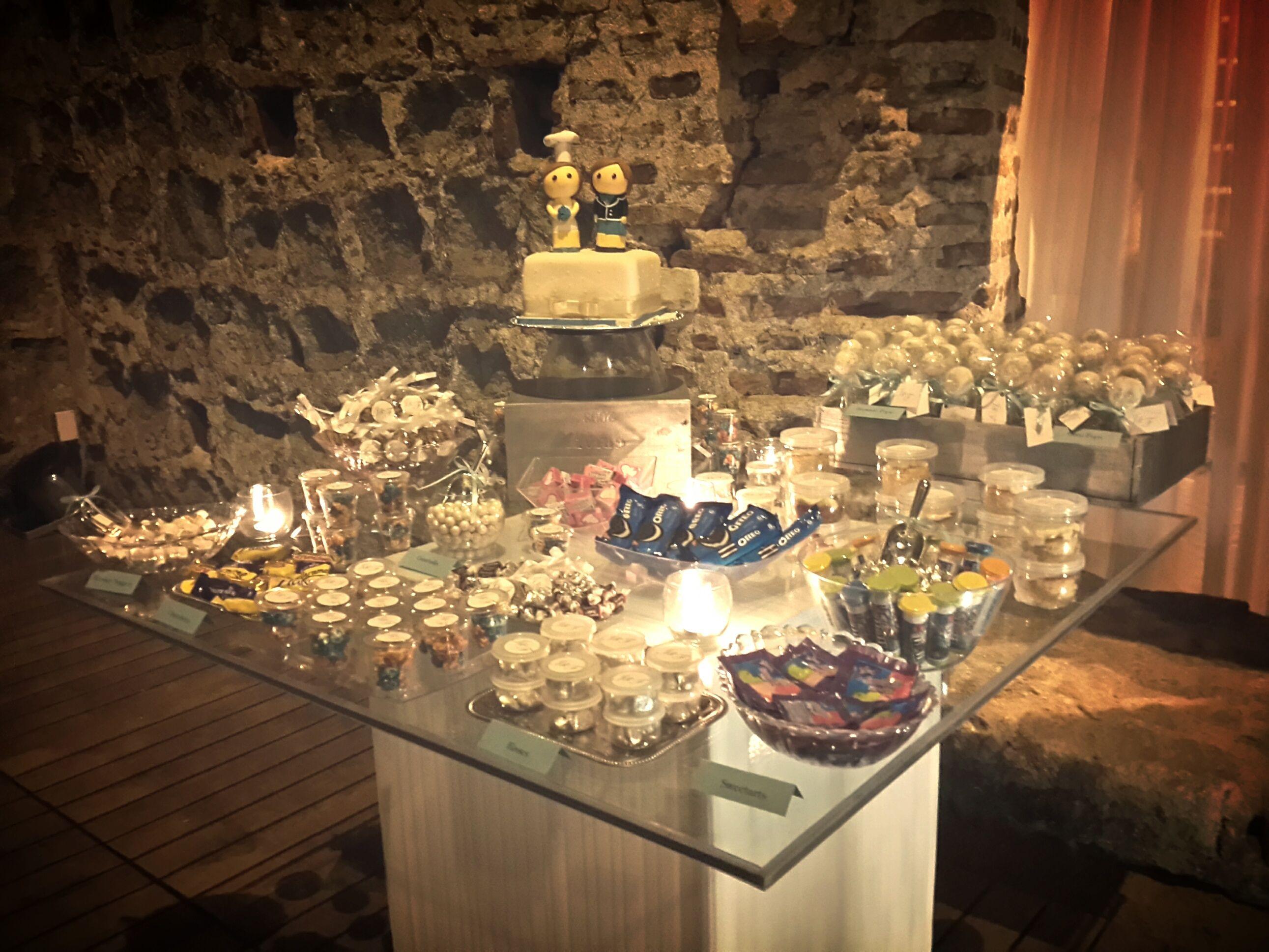 Wedding Candy Bar by Mel Sanmartin Eventos Panamá