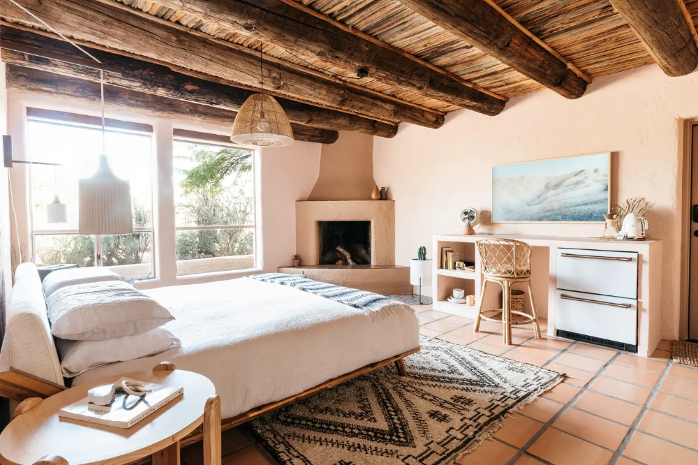 Cholla Room at Posada by the Joshua Tree House Nature