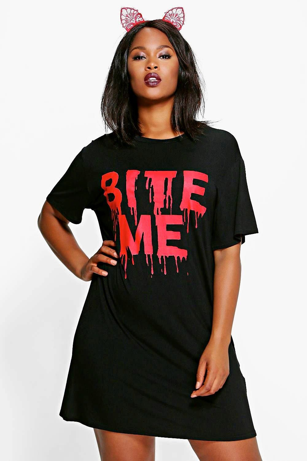 I feel that this is sleep wear for me T shirt dress