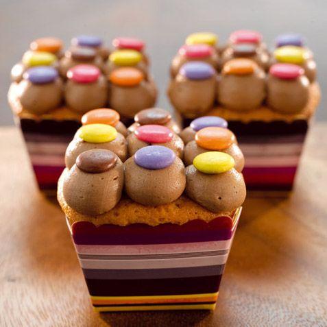 Cupcakes med Non Stop