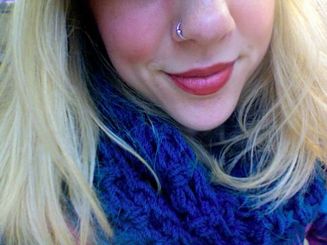Cbr Captive Nose Nostril Piercing Hoop Ring Jewelry Nose