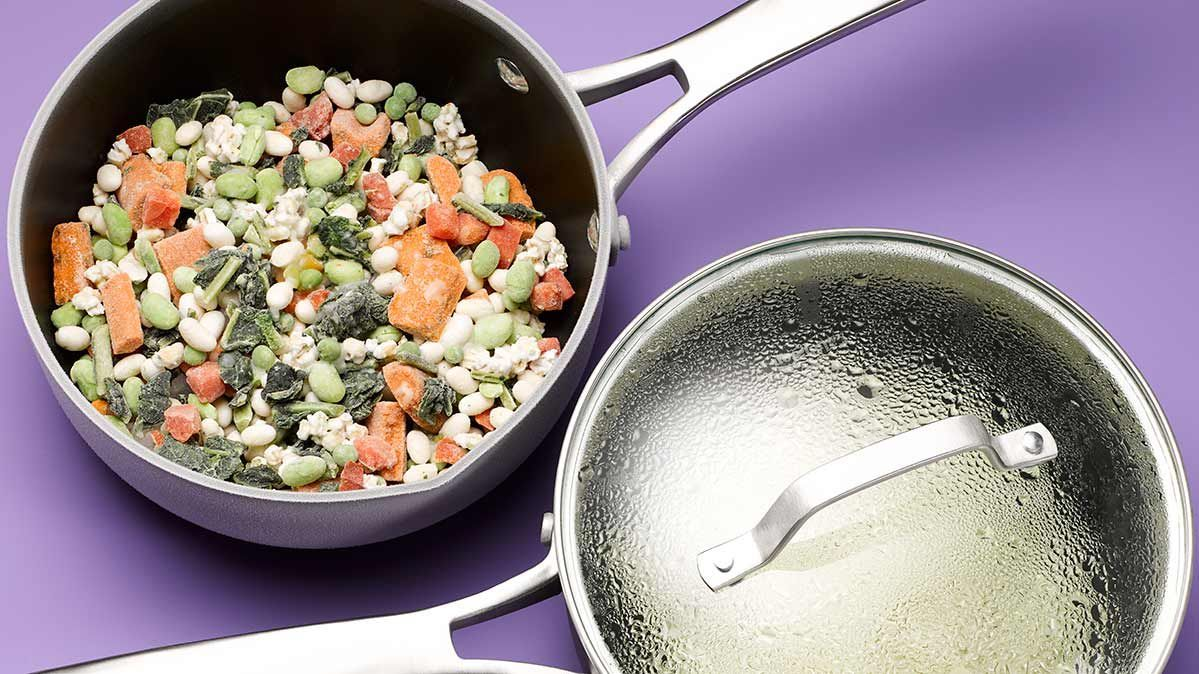 Today's Frozen Vegetables Go Way Beyond Peas and Carrots