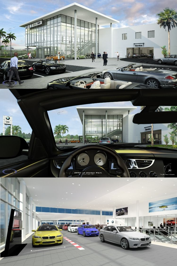News On Our New Showroom From Fox 35 Orlando Winter Park Renovation Project Bmw