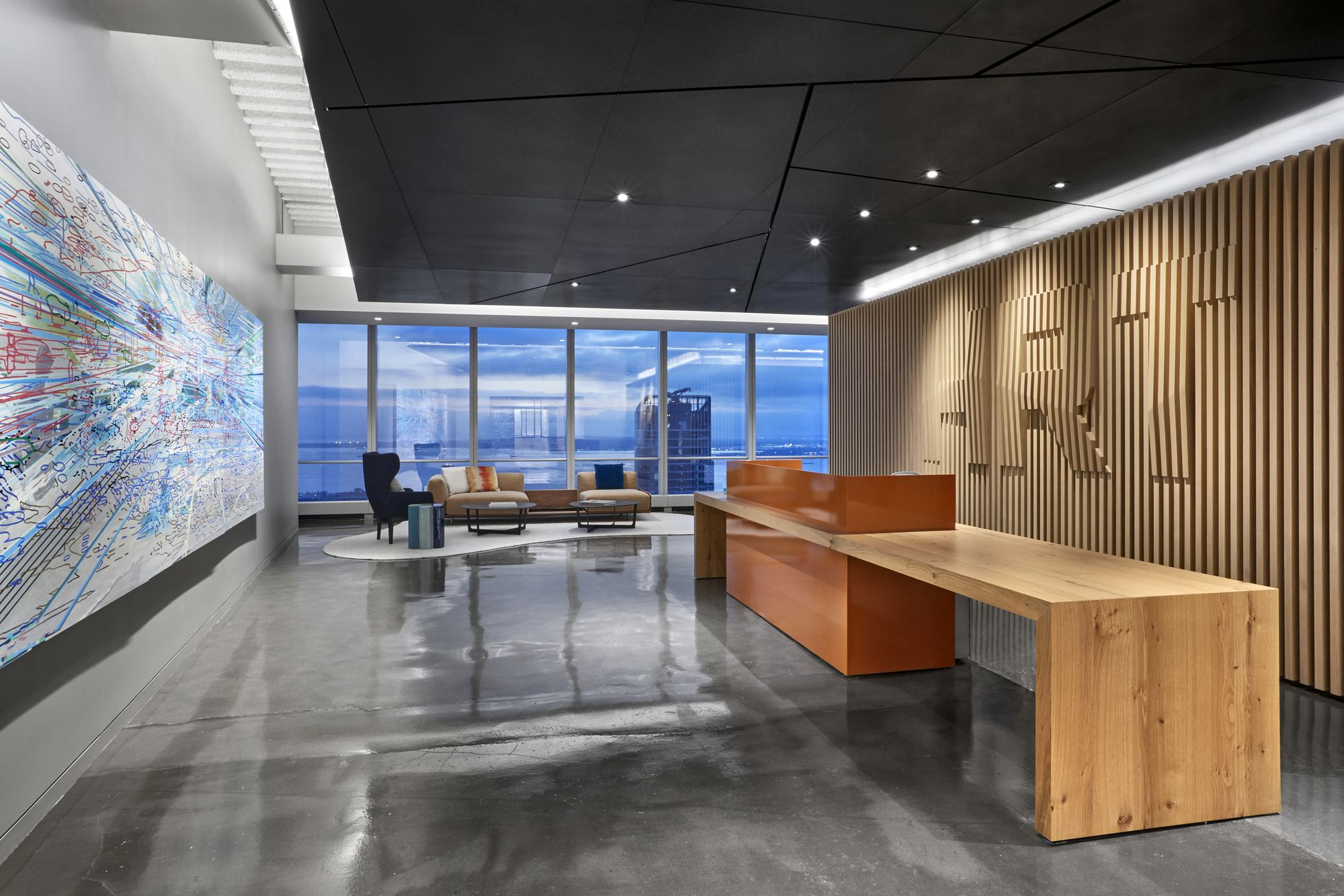 Office Tour Hudson River Trading Offices New York City