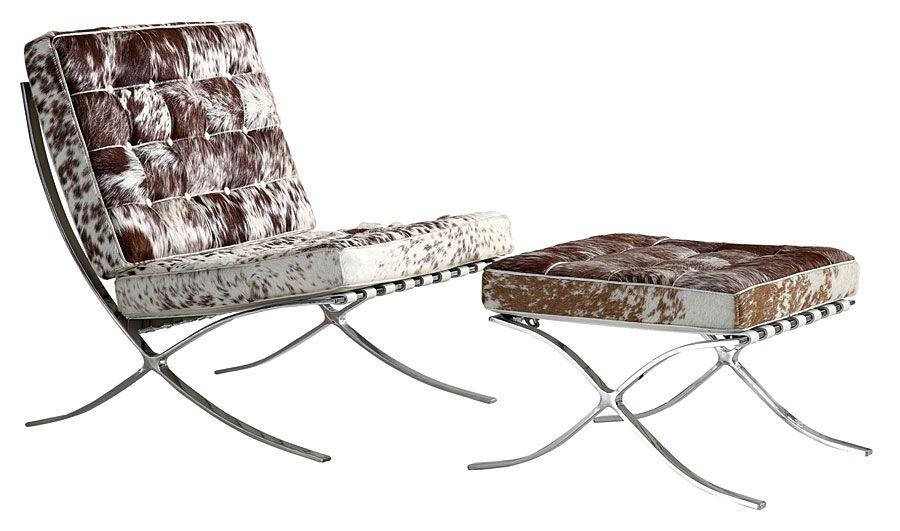 Butaca Moderna de piel italiana - Modern italian leather Chair ...