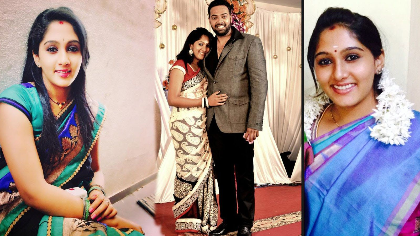 Actress Nikhila Rao Family Friends