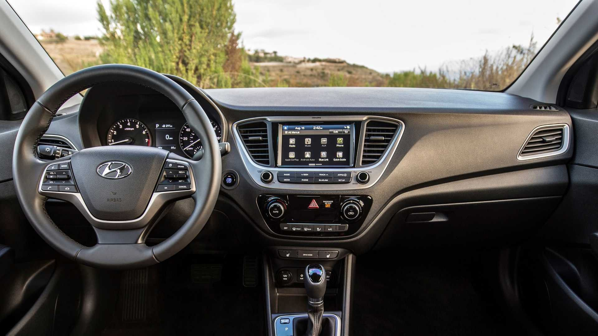 Hyundai Hatchback Accent 2020 Review And Specs Di 2020