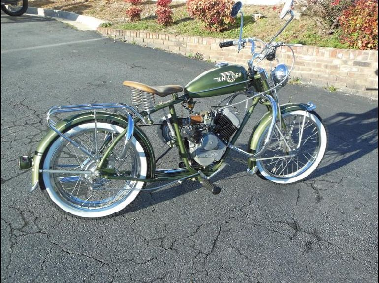 1950 Whizzer Sportsman $5,650 | Motorcycles For Sale