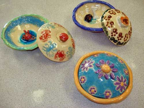 Ceramics Art Projects