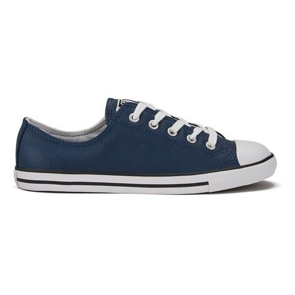 converse as dainty leather ox