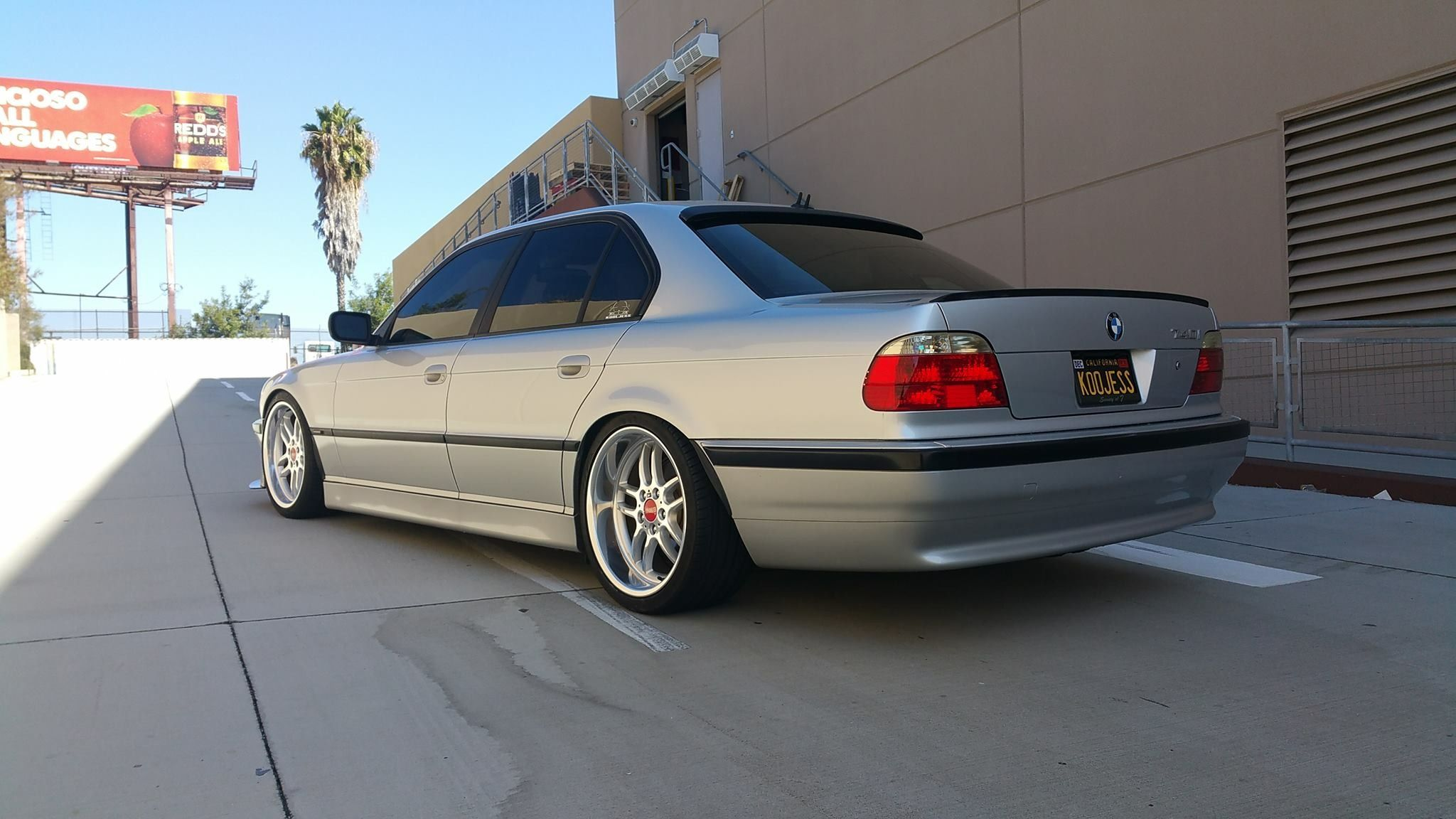 Bmw E38 Custom M Parallel 19 Bmw E38 Bmw Bmw 740