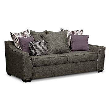 caterina upholstery sofa furniture com 509 99 for the home in rh pinterest com